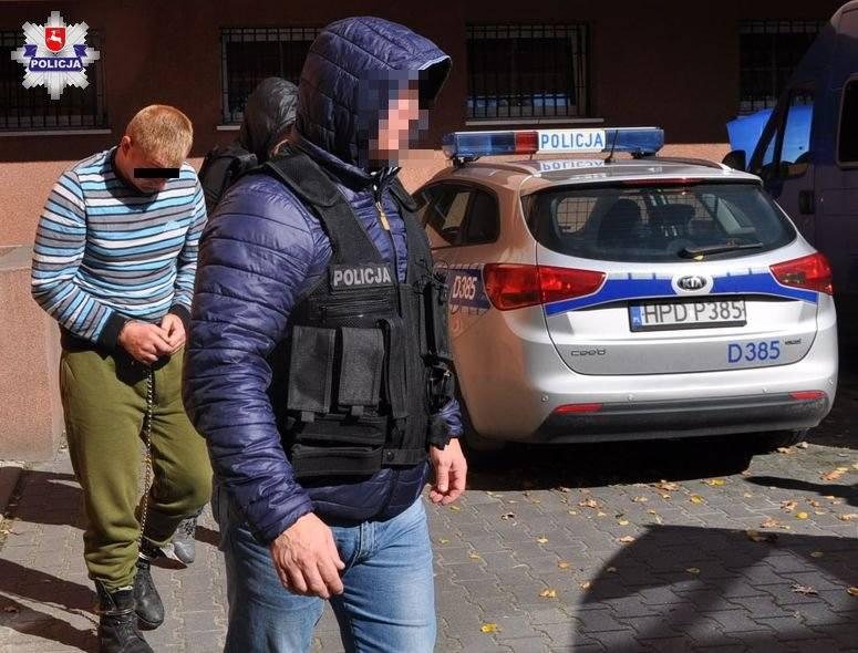 Ukrainiec podejrzany o zabójstwo piłkarza z Kurowa został zatrzymany na granicy