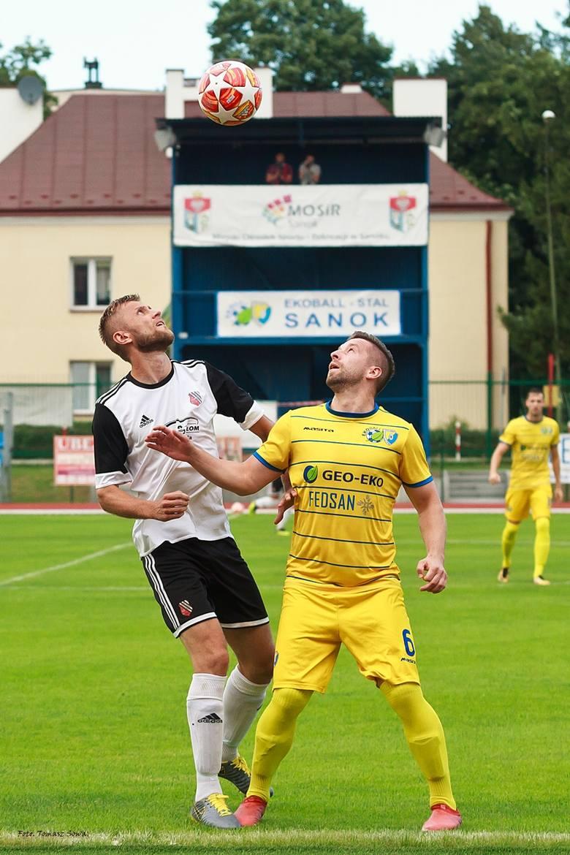 Ekoball Stal Sanok przegrał u siebie z Piastem Tuczempy