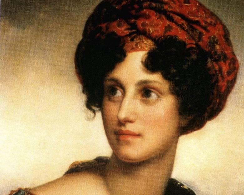 Księżna Dino była często portretowana