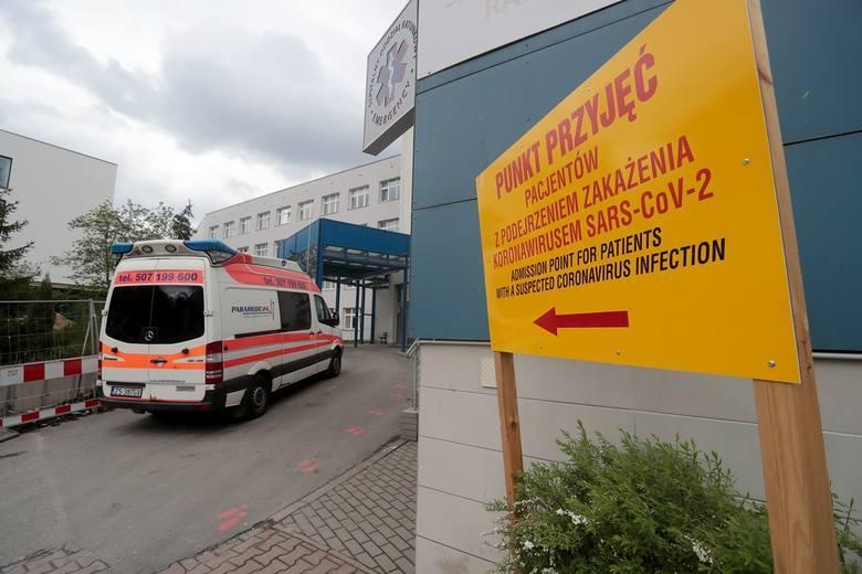Kilkanaście nowych przypadków koronawirusa w regionie. Dwie osoby zmarły - 15.09.2020