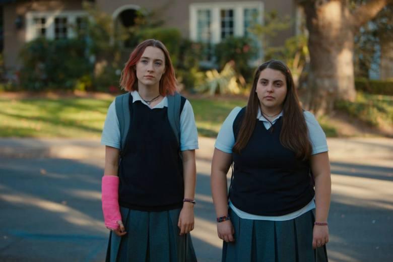 """7. """"Lady Bird"""", reż Greta Gerwig, USANominowanym do Oscara filmem Gerwig wpisała się w przeżywający ostatnio renesans nurt """"high school movie"""". Znajdziemy"""