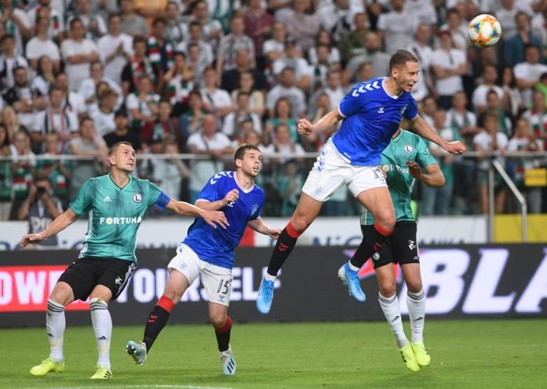 Wnioski po meczu Legia Warszawa - Rangers FC w eliminacjach Ligi Europy. Wicemistrz Polski bezbramkowo zremisował u siebie ze szkocką drużyną w pierwszy