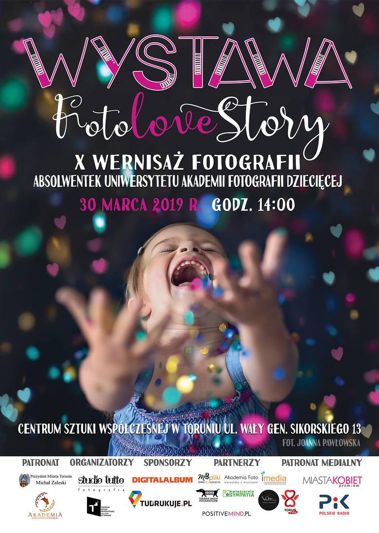 Niezwykła wystawa fotografii. FotoLoveStory już 30 marca w CSW w Toruniu!