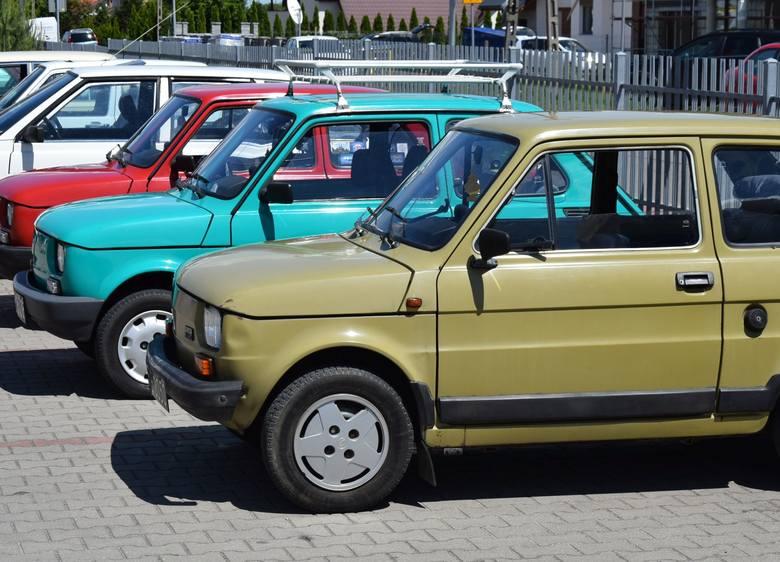 Oldtimer 2019 w Rzekuniu. Zlot Miłośników Starej Motoryzacji odbył się już po raz ósmy – w sobotę 1.06.2019