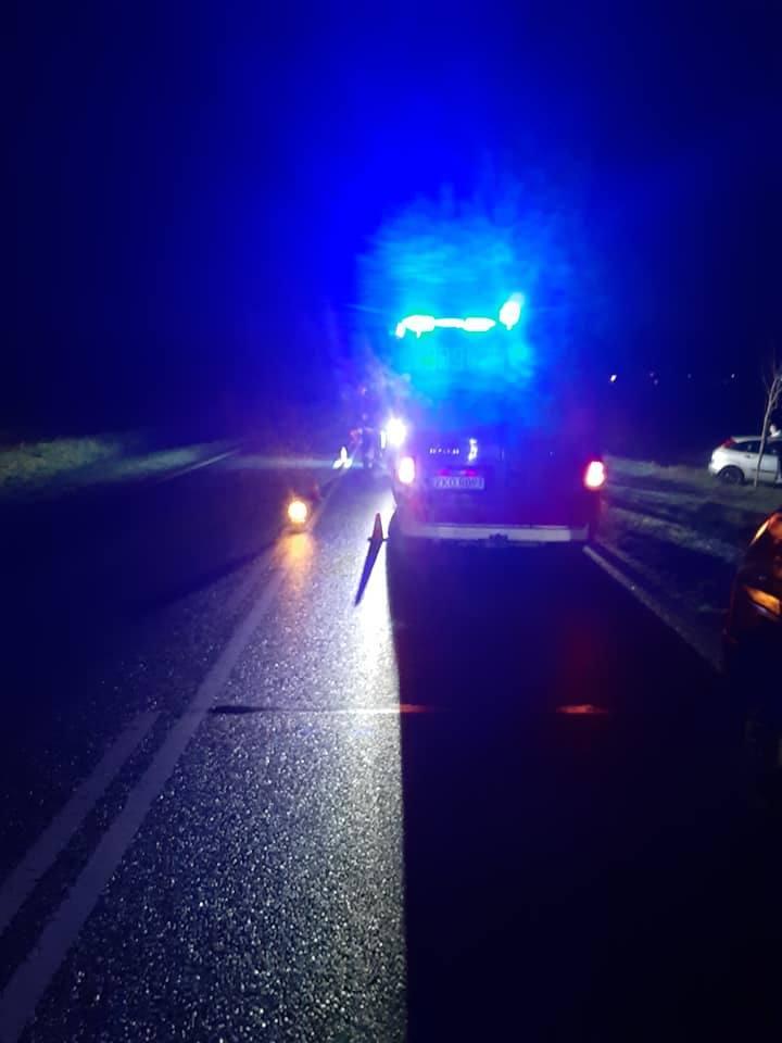 Na drodze krajowej nr 11 między miejscowościami Manowo a Mostowo doszło do kolizji. Kierowca samochodu osobowego uderzył w dzika. W zdarzeniu ucierpiało