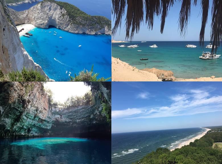 Na naszej stronie facebookowej poprosiliśmy Was o wysyłanie zdjęć z wakacji. Wielu z Was było w przepięknych miejscach. Zapraszamy do obejrzenia fotogalerii!