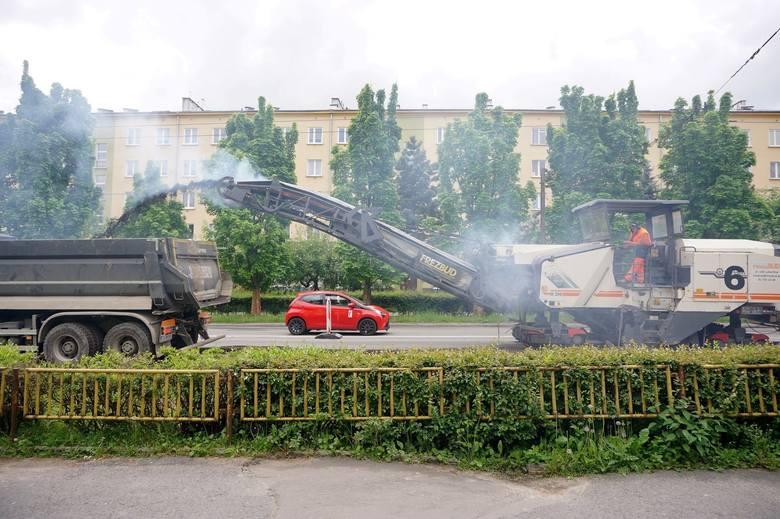 Przebudowa Al. Racławickich w Lublinie. Zmiany w kursowaniu linii nr 33