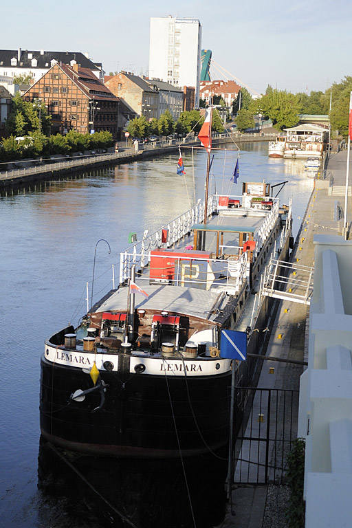 Barka Lemara zaprasza na pokład. Sprawdź, jaki jest tam klimat po ostatnim remoncie! [zdjęcia]