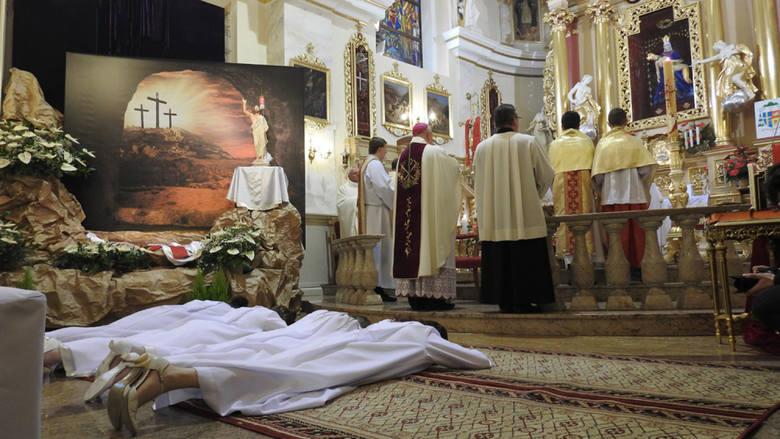 W hałcnowskiej bazylice w Bielsku-Białej cztery kobiety wstąpiły do stanu konsekrowanych dziewic