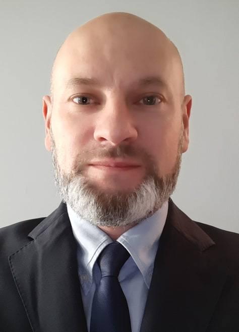 Rafał Śliż, rzecznik podkarpackiego oddziału NFZ w Rzeszowie