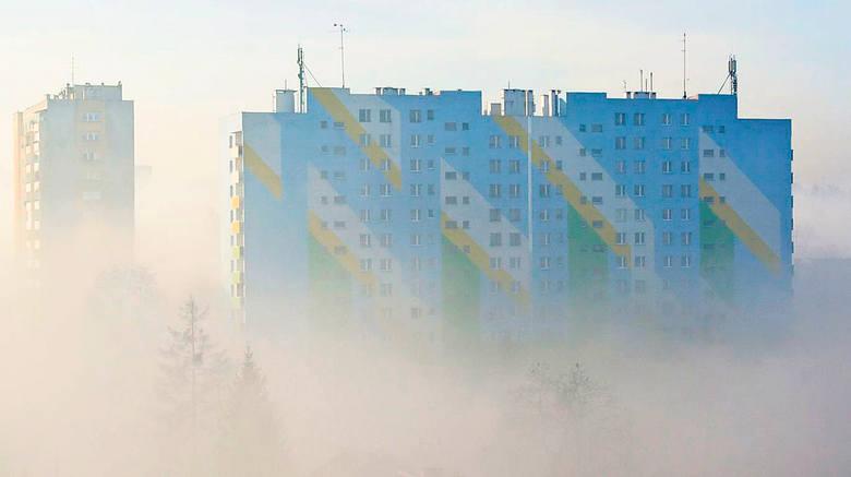 Liczne źródła wprowadzające niewielkie ilości zanieczyszczeń w sumie tworzą jednak niebezpieczną dla zdrowia zawiesinę pyłową