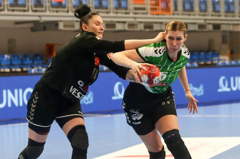 MKS Perła Lublin zakończył europejską przygodę. Podsumowanie występów lublinianek w Lidze Europejskiej EHF. Zobacz zdjęcia