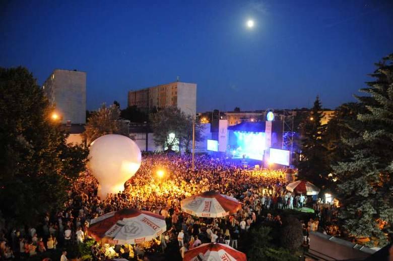 Tłumy mieszkańców na Dniach Kędzierzyna-Koźla 2012 [zdjęcia]