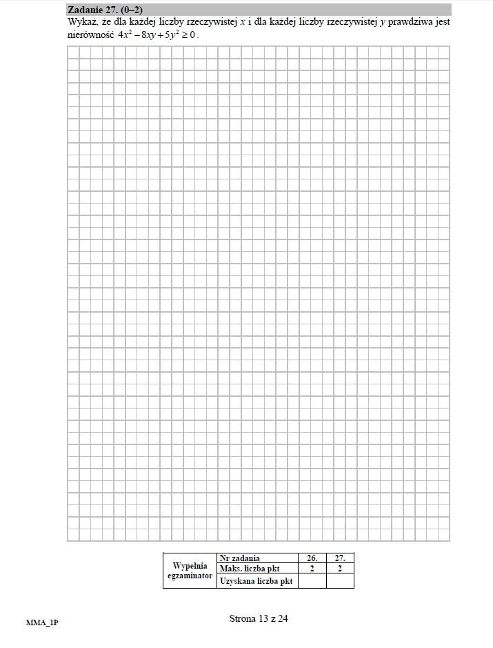 Arkusze CKE z matematyki - formuła dla liceówPrzeczytaj też:  MATURA 2015 z MATEMATYKI. W naszym serwisie ODPOWIEDZI, ARKUSZE, PYTANIA