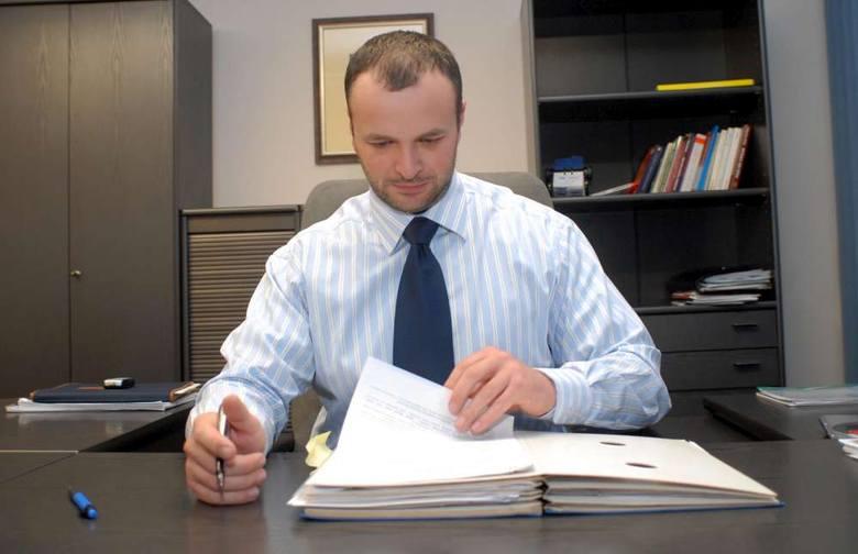 Michał Prymas był szefem spółki Euro Poznań 2012, a od listopada 2012 r. jest prezesem Narodowego Centrum Sportu