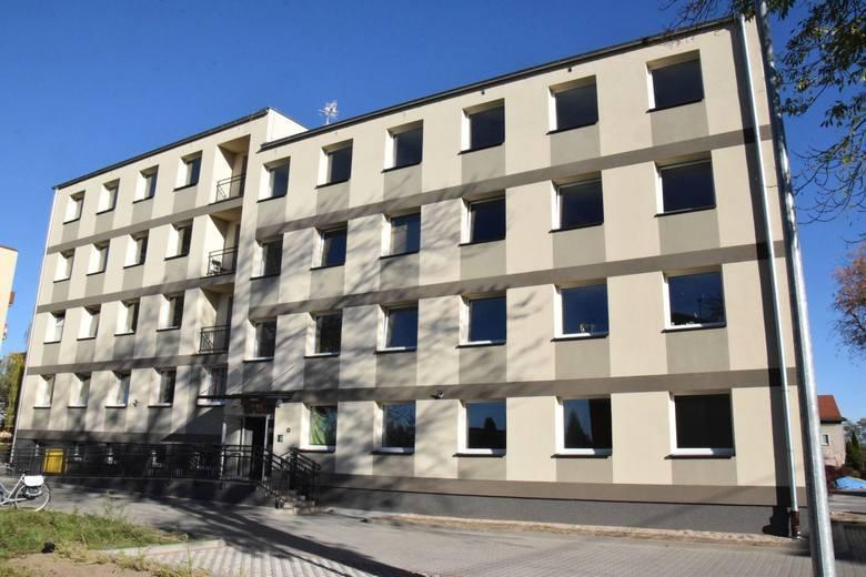 Nowy, trzeci internat w Kluczborku otwarto w tym roku w dawnym hotelu robotniczym Nefryt przy ul. Kilińskiego.