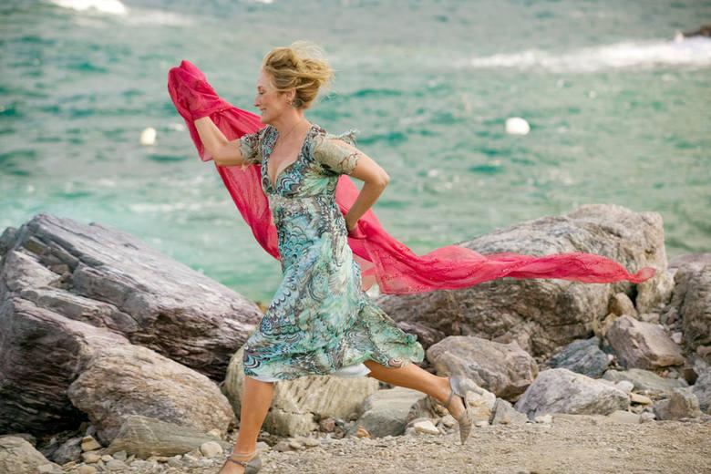 """Meryl Streep w filmie """"Mamma Mia!"""" (2008)"""