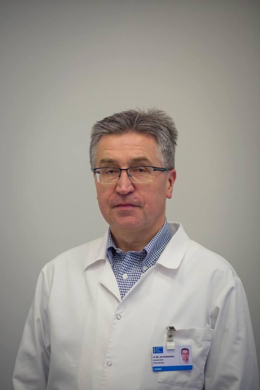 doc. Jan Kochanowicz, dyrektor Uniwersyteckiego Szpitala Klinicznego w Białymstoku