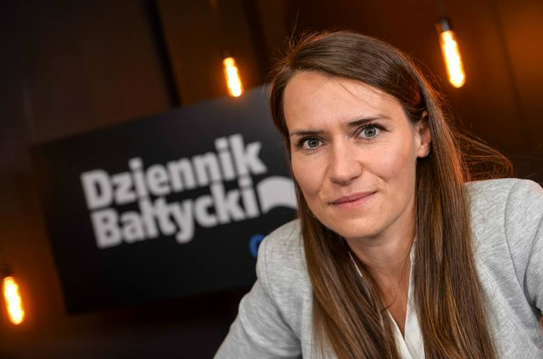 """Agnieszka Pomaska w programie """"Pod Ostrym Kątem"""""""