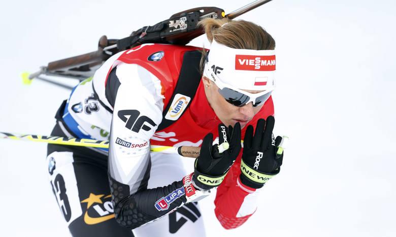 W głosowaniu na Sportowca Roku prowadzi Weronika Nowakowska z AZS AWF Katowice, srebrna i brązowa medalistka mistrzostw świata w biathlonie.