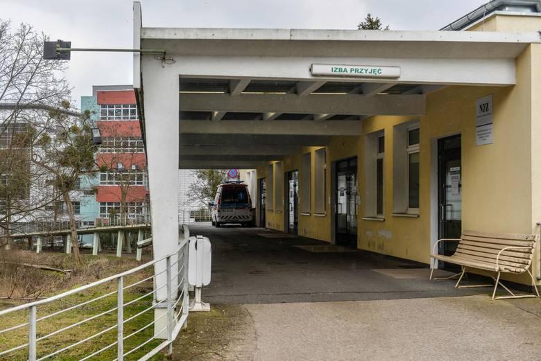 Gdańsk: Zawieszono przyjęcia pacjentów do Pomorskiego Centrum Chorób Zakaźnych i Gruźlicy w Gdańsku!