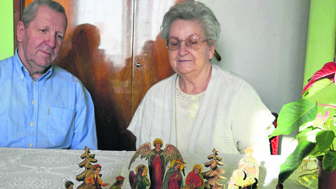 Krystyna i Ryszard Skrzeszewscy są razem od 57 lat
