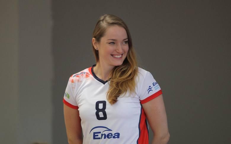 Aleksandra Pasznik poprzedni sezon spędziła w klubie z Poznania