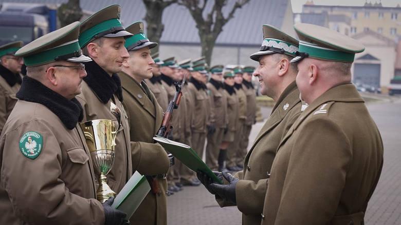 W BiOSG uczczono 145. rocznicę urodzin patrona - gen. bryg. Jana Tomasza Gorzechowskiego. Uroczysty apel był również okazją do wręczenia wyróżnień, odznaczeń