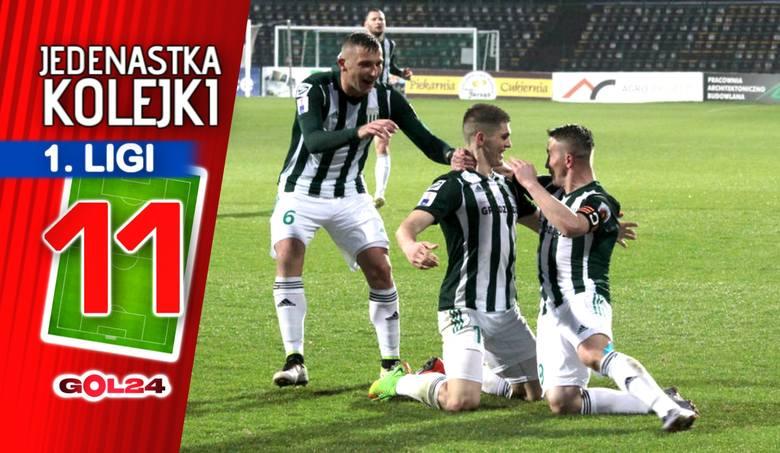 Jedenastka 26. kolejki Nice 1 Ligi według GOL24!