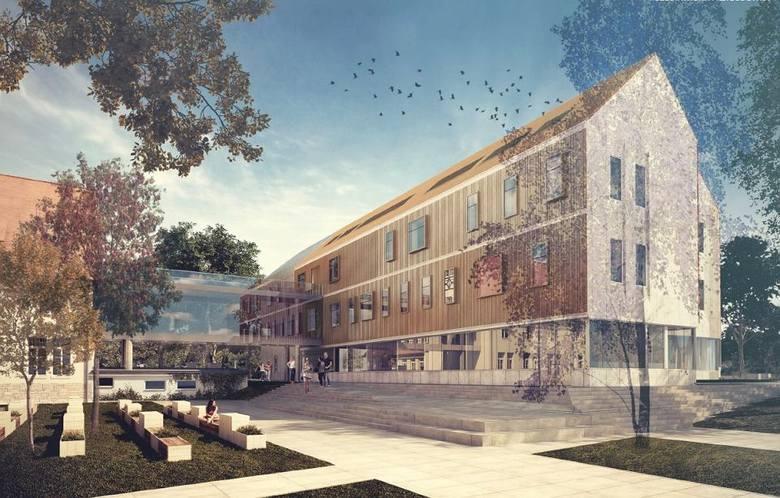 UMK wybuduje Centrum Badań Konserwacji i Dziedzictwa Kulturowego. Toruńska uczelnia otrzymała na ten cel 30 mln zł unijnego dofinansowania. Budowa ma