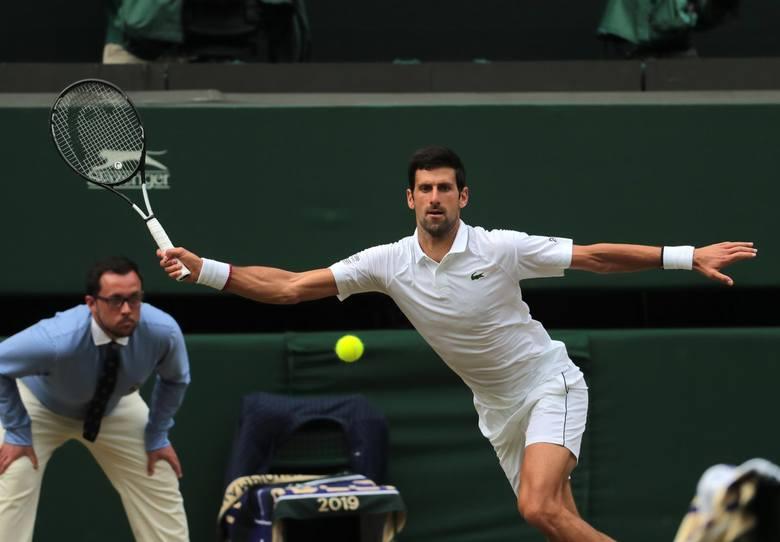 Novaka Djokovicia w tym roku na kortach Wimbledonu raczej nie zobaczymy.
