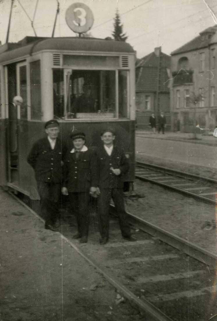Historyczne widokówki i zdjęcia z tramwajami
