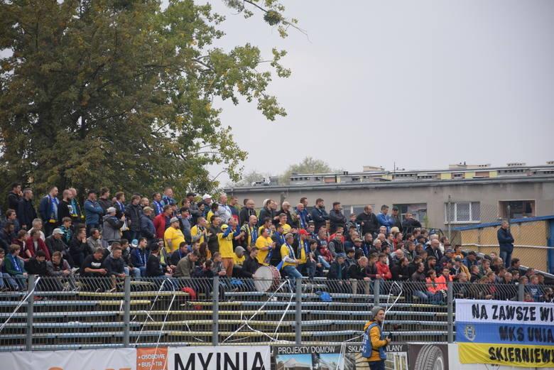 Dobry mecz w wykonaniu Unii Skierniewice i wielka skuteczność Piasta w dogrywce [ZDJĘCIA, FILM]