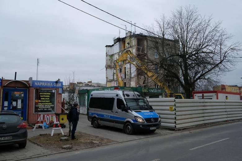 Do eksplozji doszło w marcu 2018 roku. Zawaliła się część kamienicy. Pozostała część została później rozebrana.
