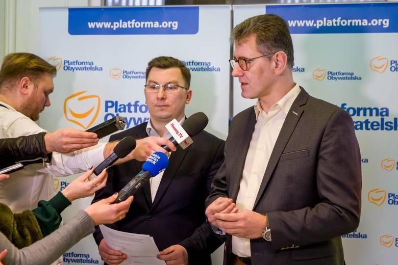 Maciej Żywno rezygnuje z członkostwa w PO