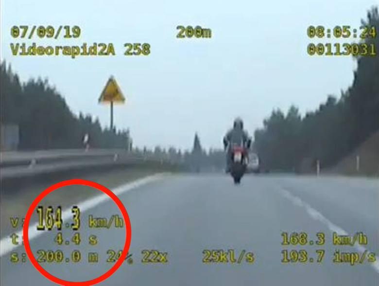 Grupie Speed minął rok. Zobacz spektakularne akcje policjantów w Kujawsko-Pomorskiem