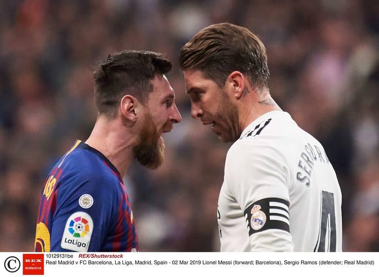 Messi i Ramos