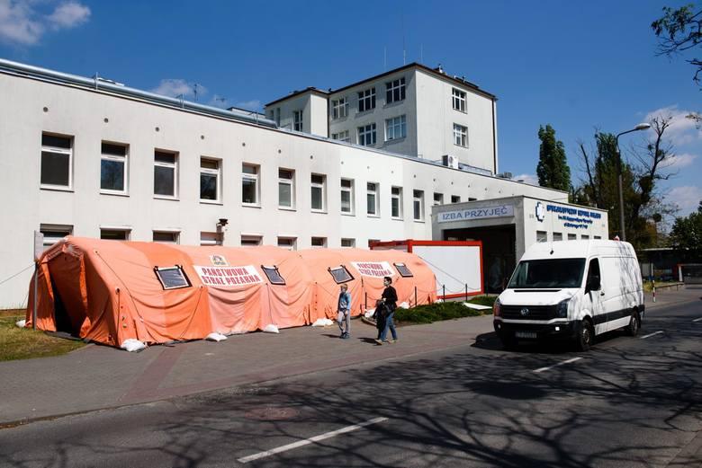 Śledztwo w sprawie narażenia pacjentów w szpitalu miejskim w Toruniu nabiera coraz tragiczniejszego wymiaru. Przybywa informacji o zgonach. Doniesienie
