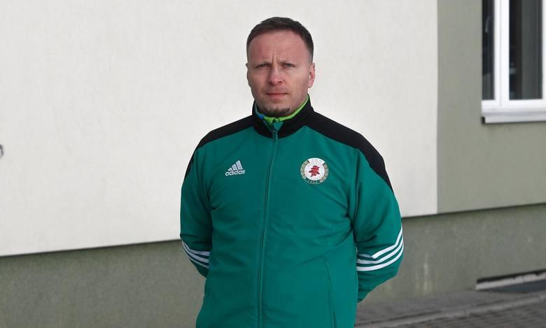 Tomasz Głąb wraca do pracy trenerskiej