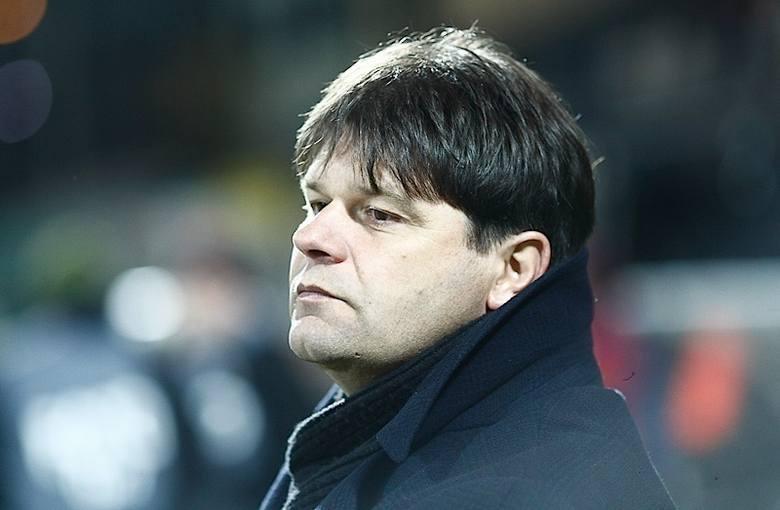 Trener Radosław Mroczkowski ma nad czym myśleć
