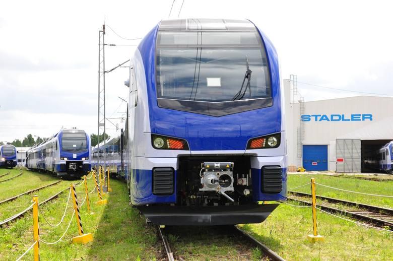 W grudniu na naszych torach zadebiutują elektryczne zespoły trakcyjne Flirt 3. Składy będą obsługiwały m.in. trasę Kraków - Szczecin (przez Łódź, Kutno