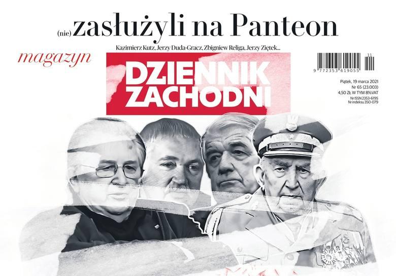 Ocenzurowany Panteon Górnośląski pisze historię na nowo. Leksykon bez Kutza, Religi, Ziętka. Zdecydowano za Ślązaków, kogo mają kochać