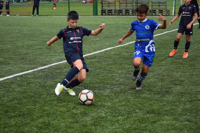 Młodzi piłkarze Stilonu Gorzów pierwsi w Dębno Cup. Wyprzedzili Pogoń Szczecin i gospodarzy turnieju