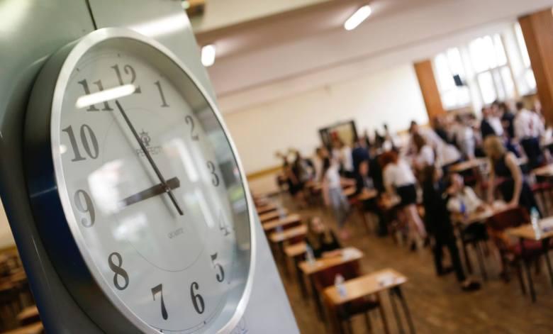 Pat maturalny w rzeszowskich szkołach średnich. Matury pod wielkim znakiem zapytania