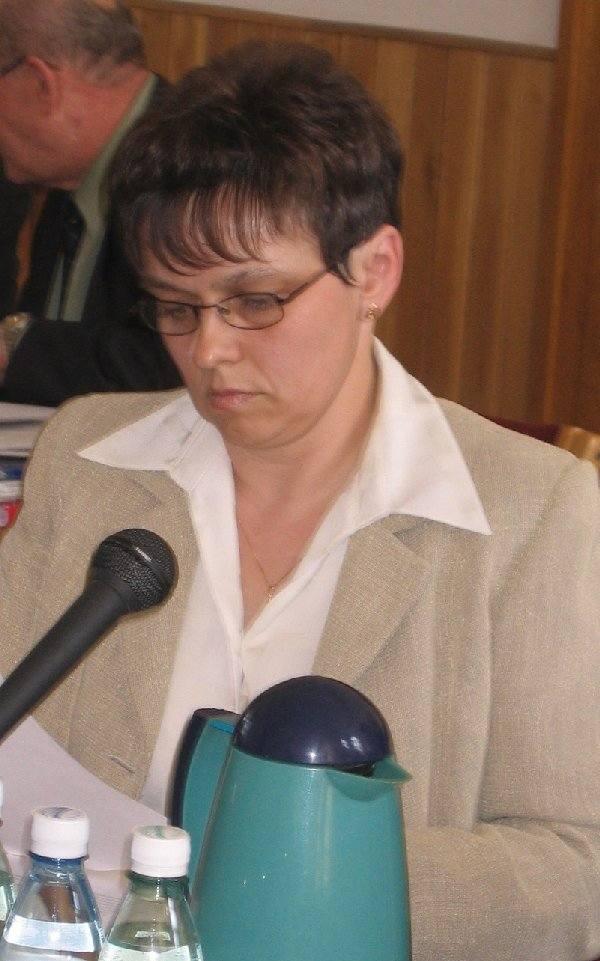 Kandydatka z wyboru komisji konkursowej -  Renata Kamińska