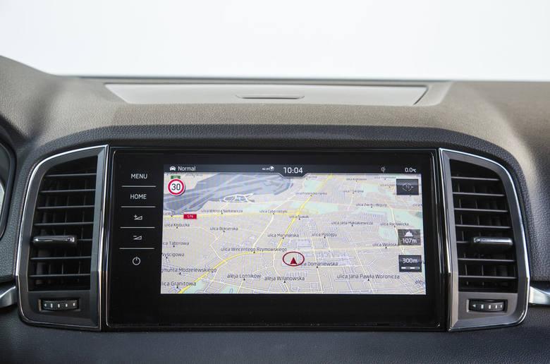 Skoda Karoq, czyli elektronika w służbie kierowcy