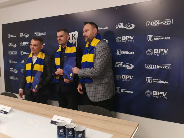 W środę, 20 stycznia 2021 roku ogłoszono, że żużlowy GKM Grudziądz pozyskał na kolejny sezon dwóch sponsorów tytularnych: Zooleszcz i DPV Logistic. Dla