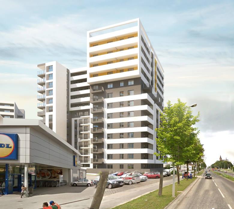 Nowe Mieszkania w centrum Rzeszowa już od 156 tys. zł