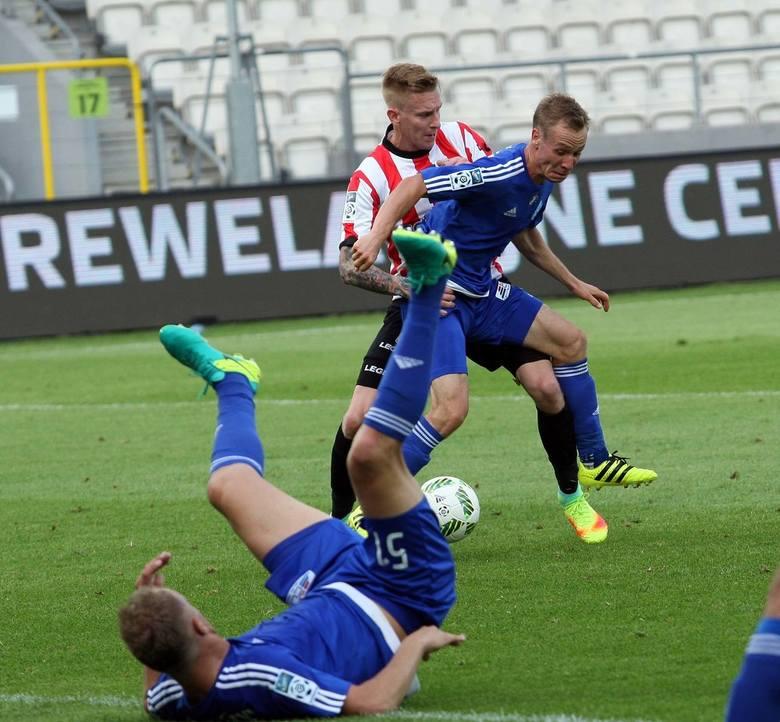 Zdjęcia z meczu Cracovia - Ruch Chorzów [GALERIA]