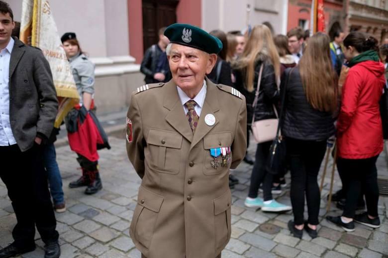 Obchody święta Konstytucji 3 Maja w Poznaniu